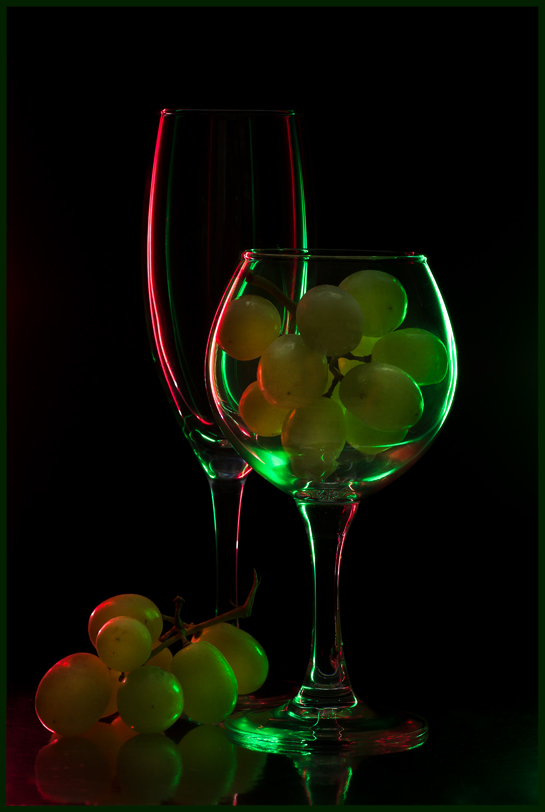 Glass&Grapes