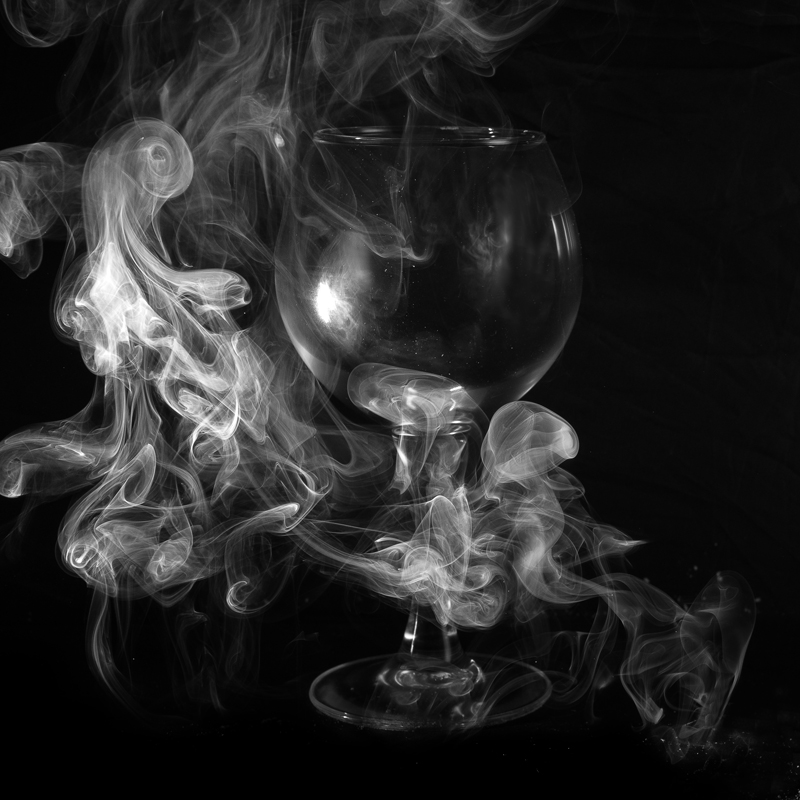 Smoke, Glass...