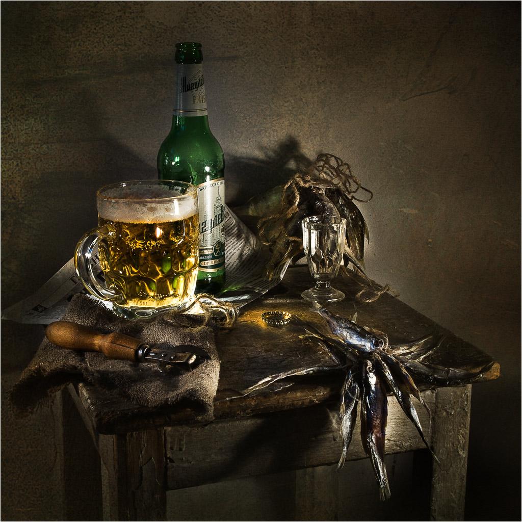 Водка без пива - деньги на ветер