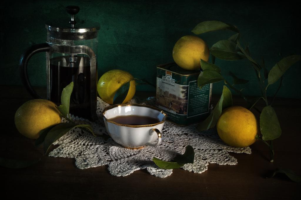Лимонное