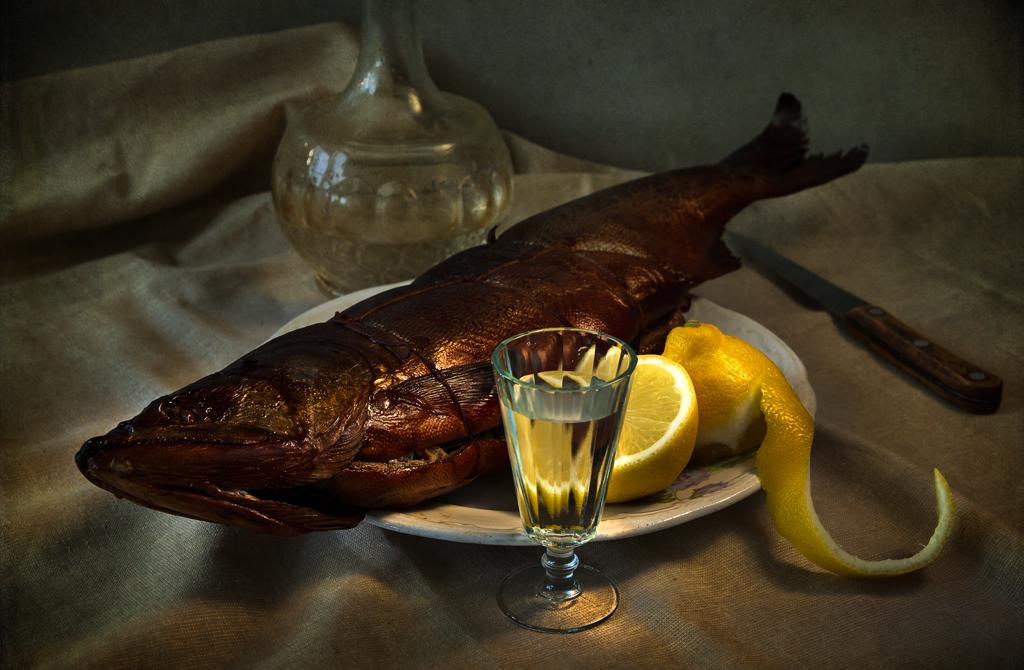 Сказка про золотую рыбку
