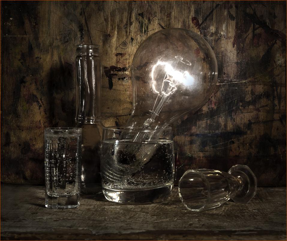 Беспроводная энергосберегающая лампа