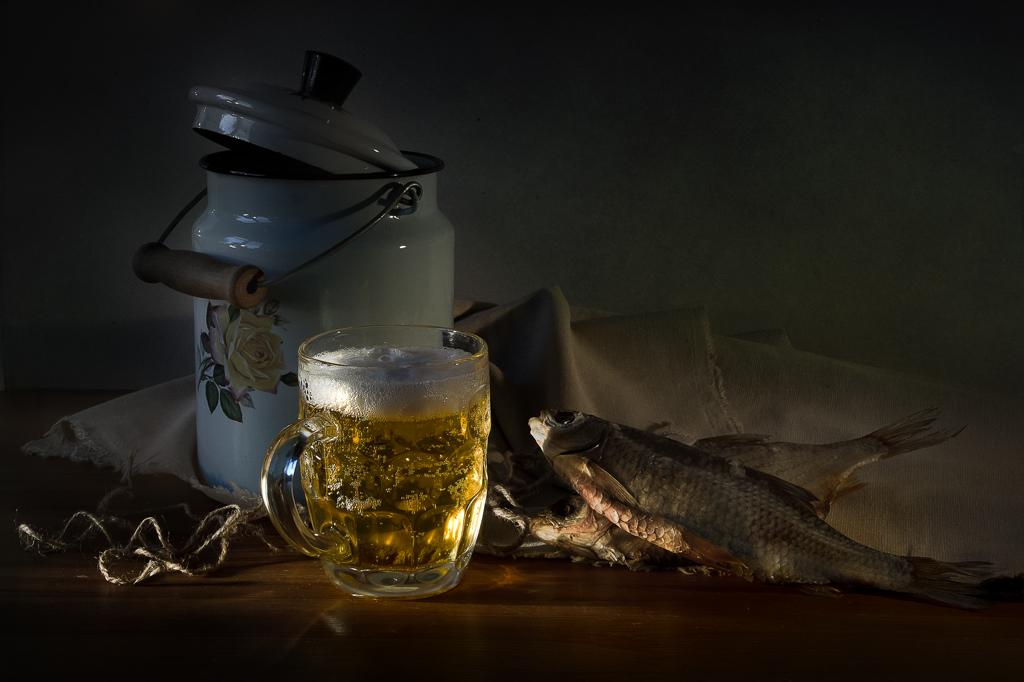 Не баночное пиво