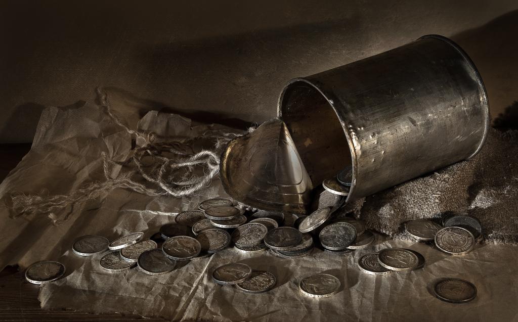 Храните деньги в банке