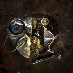 Ключ от сердца Мертвой Механической Рыбы