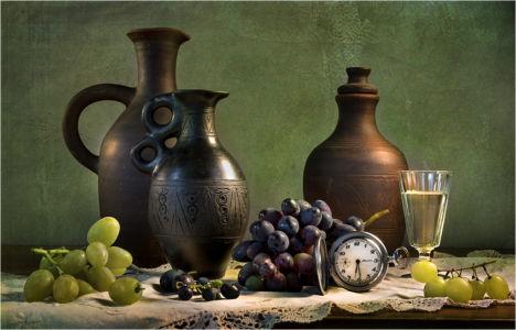Время винограда