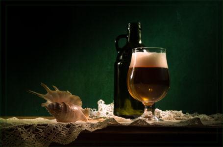 С мечтой о лете и бокалом пива